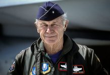 Major General Charles Elwood « Chuck » Yeager
