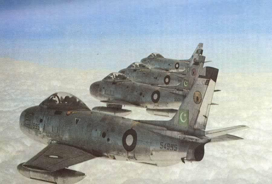 Charles Yeager and Pakistan Air Force – Daily Pakistan