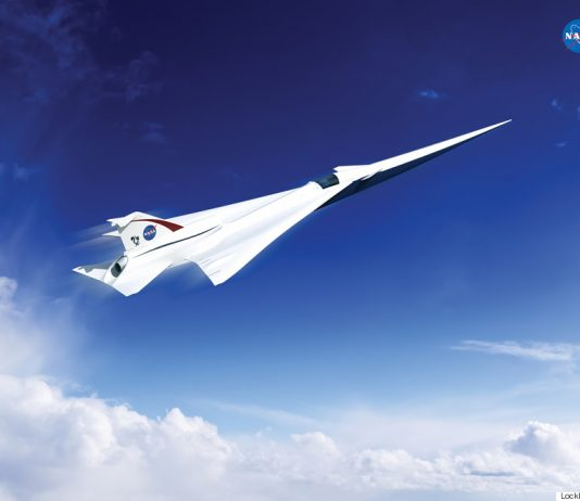 Chuck Yeager Supersonic Aircraft