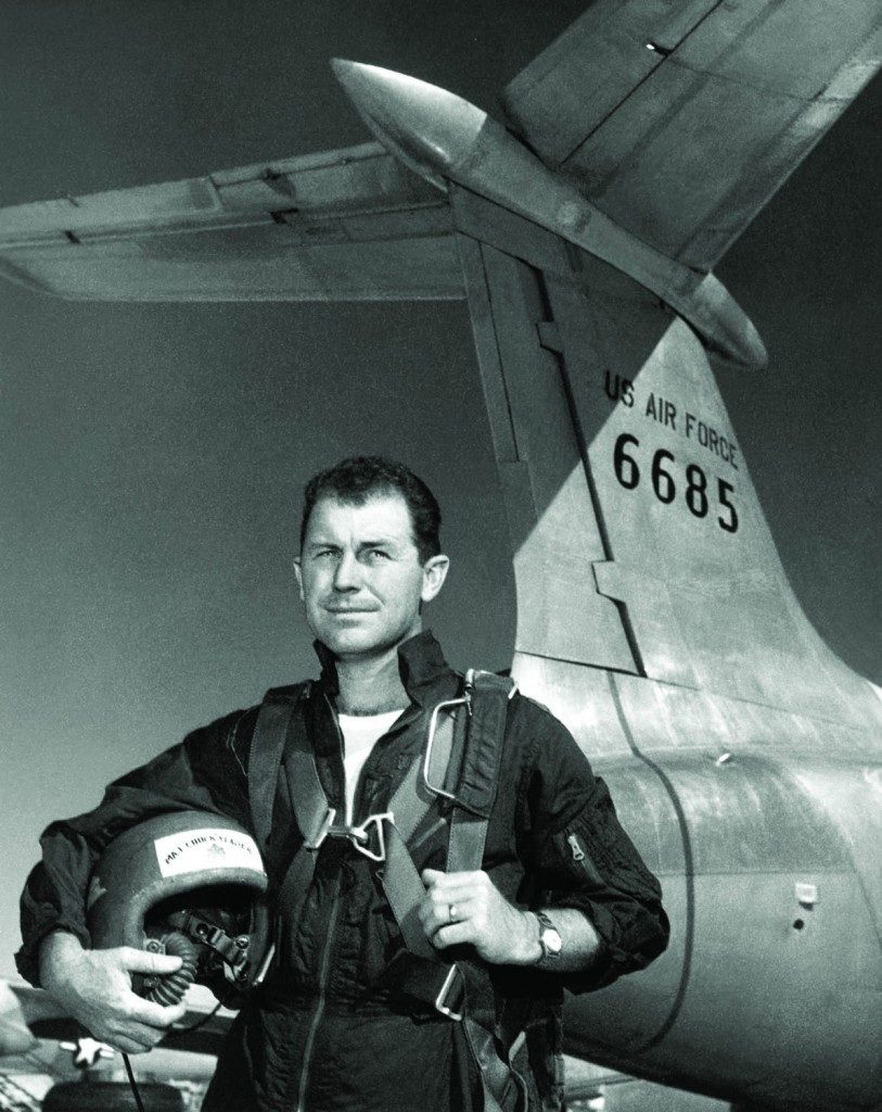 Test pilots - people of the courageous profession 60